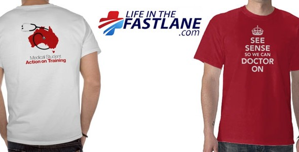 Life in the Fastlane: Support &amp; Merchandise!